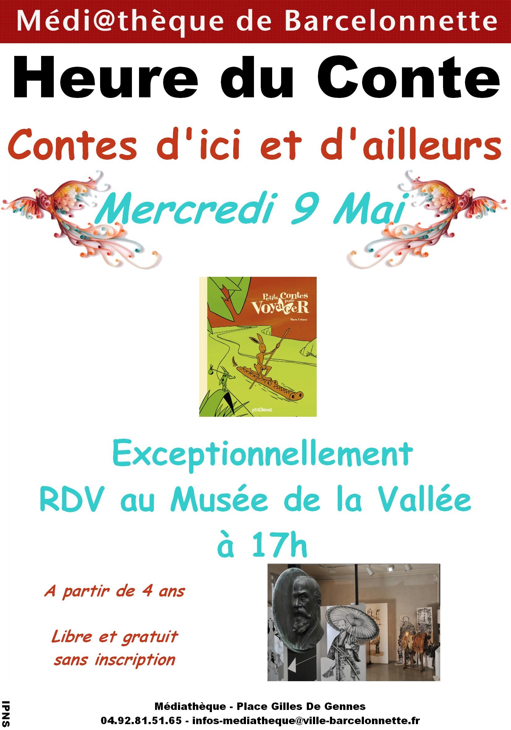 Heure du conte de Mai...RDV au Musée de la vallée! dans Archives heure-du-conte
