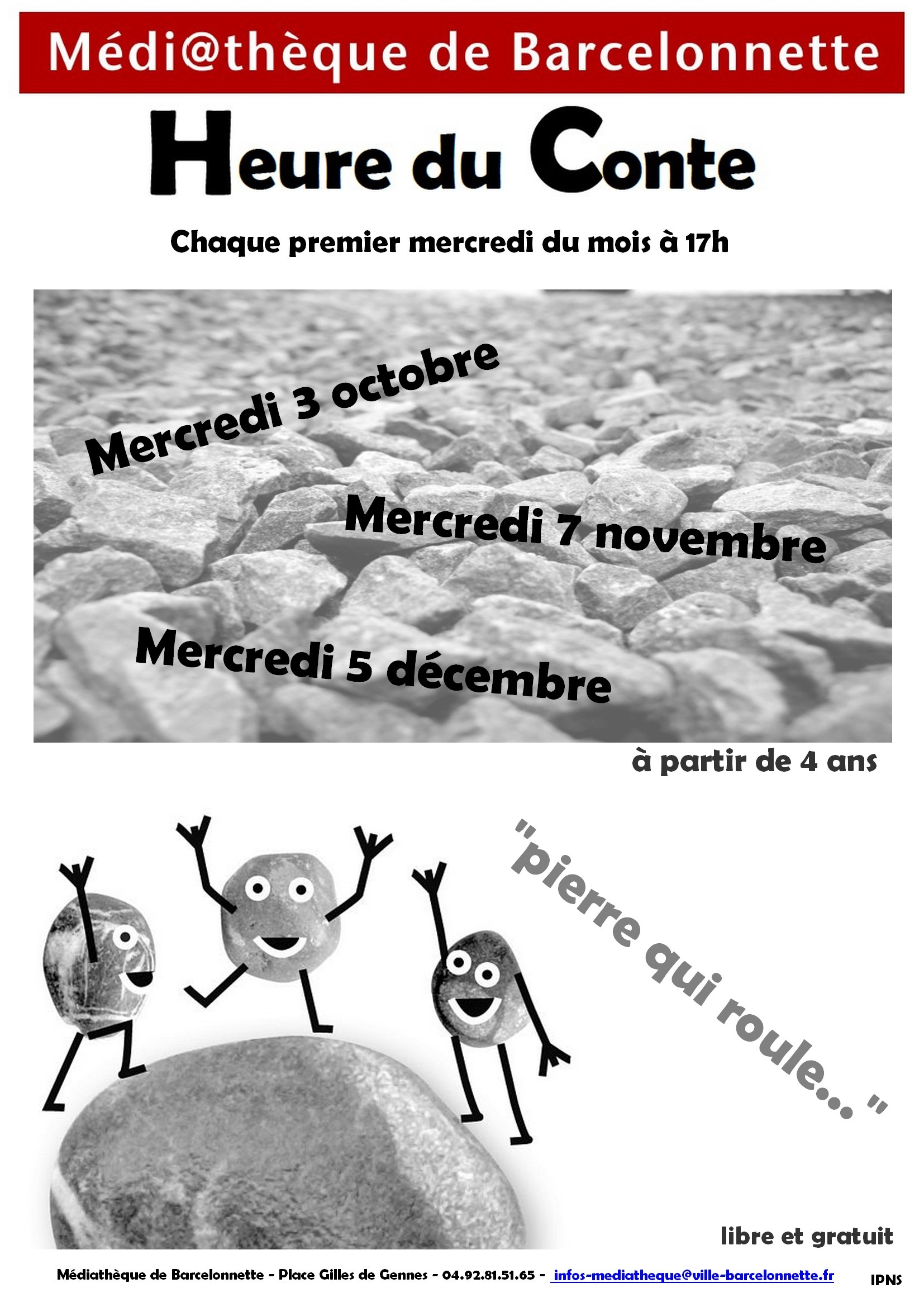 Des histoires vous attendent jusqu'en Décembre!!!! dans Archives HEURE-DU-CONTE-pierre-qui-roule