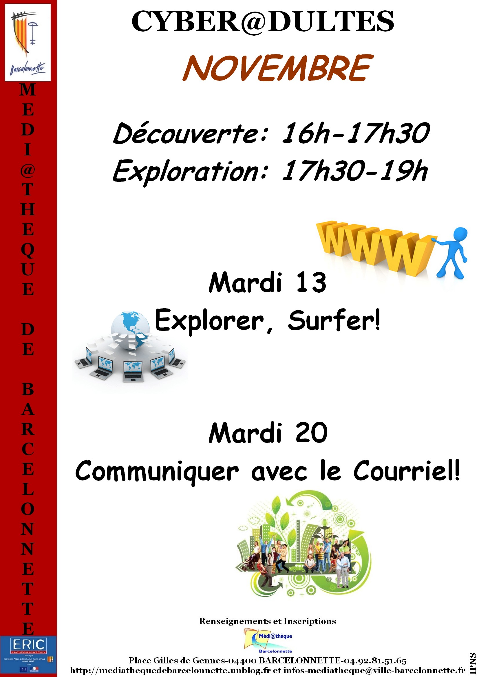 Novembre : Découverte et Exploration de la toile! dans Archives affiche-adulte1112