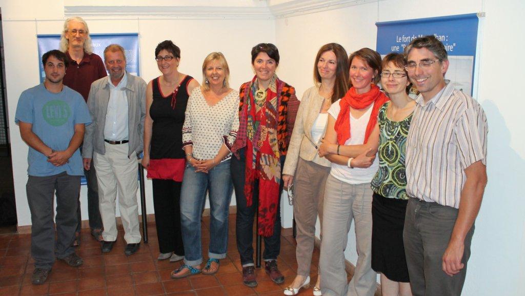 Vernissage de l'exposition Utrecht, au cœur des Alpes, vendredi 14 septembre dans Expositions img_3856
